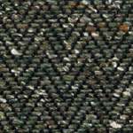S86 Tweed Forest Green Fabric