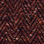 S87 Tweed Brick Fabric Red