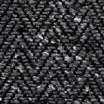 S91 Tweed Anthracite Grey Fabric