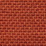 SKU Plain Saffron Fabric