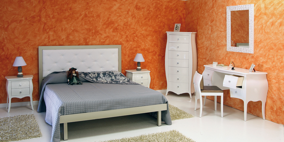 Italian Bedroom Furniture - MobilClick