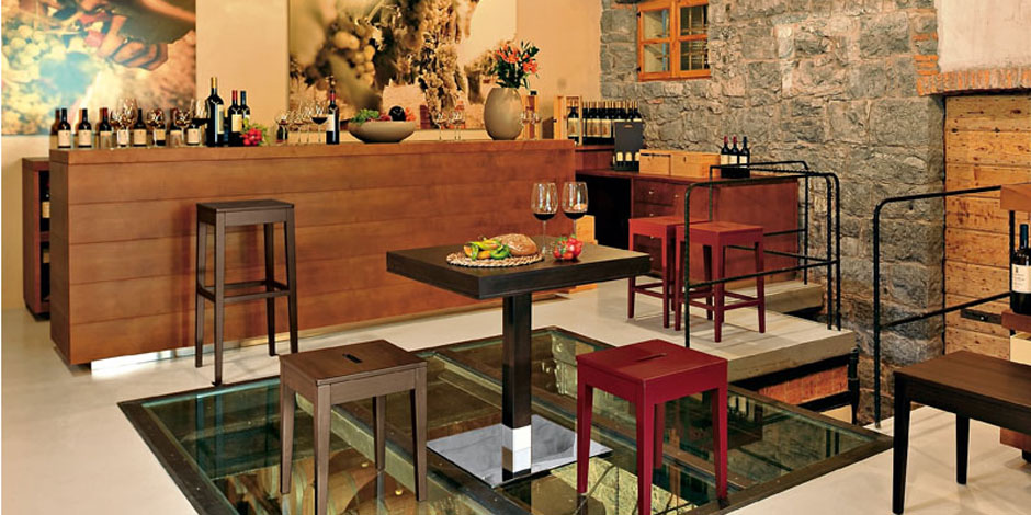 Country Stools