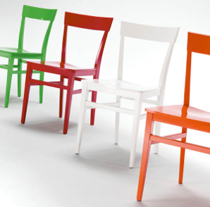 Sedie online shop 500 modelli in vendita online mobilclick - Sedie di legno per cucina ...