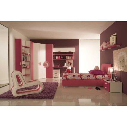Cameretta Bambino Fantasy 03 Arredamento Zona Notte ZG-FANTASY-03 0