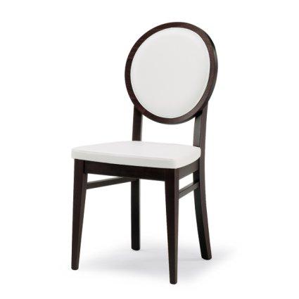 Sedia moderna in legno Adara per cucina bar ristoranti Moderno giorno 49H 0