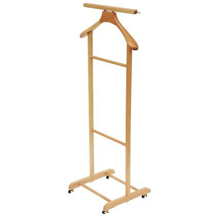 Porta abito Semplice in legno per casa alberghi bandb e comunità I più venduti PLV-410 0