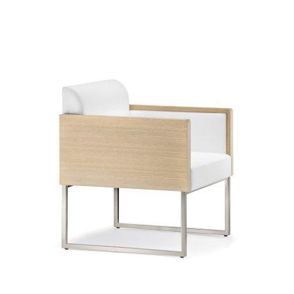 Poltrona Box Lounge 741 Sedie, Poltrone, Sgabelli e Panche PE-741 0