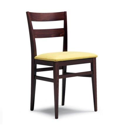 Sedia moderna in legno Cremona per cucina bar ristoranti Sedie e tavoli 47B 0