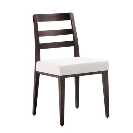 Sedia moderna in legno Opera Norma per sala da pranzo bar ristoranti Sedie e tavoli 49F 0