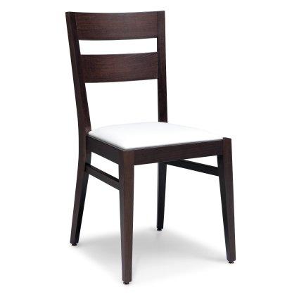 Sedia moderna in legno Silla per cucina bar ristoranti Sedie e tavoli 472A 0