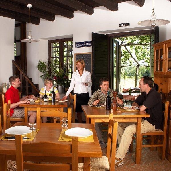 Tavolo argo 80 in legno quadrato rustico country cucina - Tavolo bar cucina ...