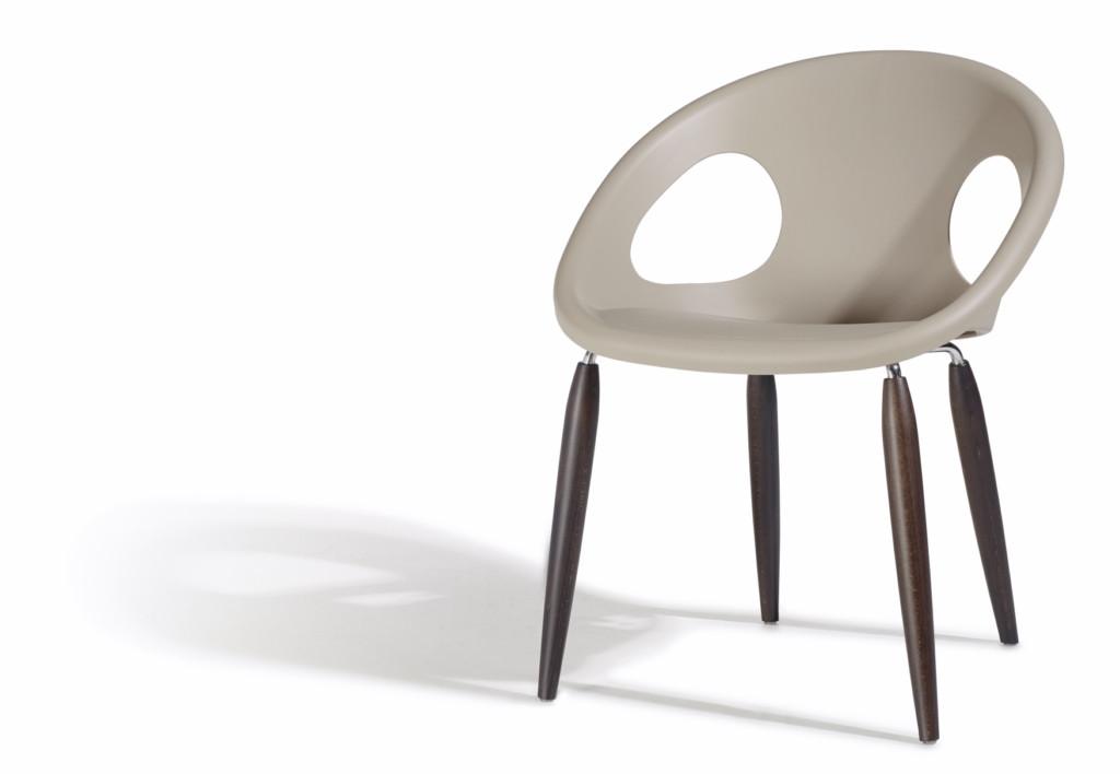 Poltrona natural drop scab design mobilclick for Sedie e poltrone design