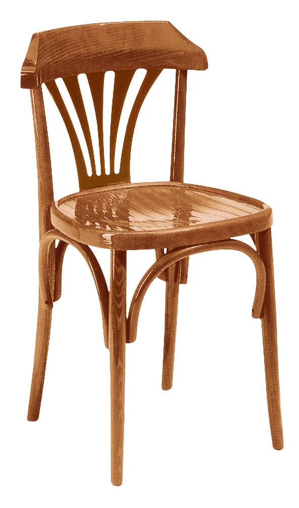 Sedia Sassonia stile viennese tonet bistrot in legno per ...