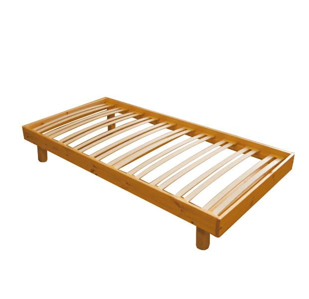 Giroletto una piazza e mezza in legno Atena per casa alberghi b&b ...