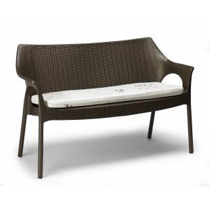 Divano Olimpo Sofa con cuscino Scab Design Arredo Giardino SD-1252 0