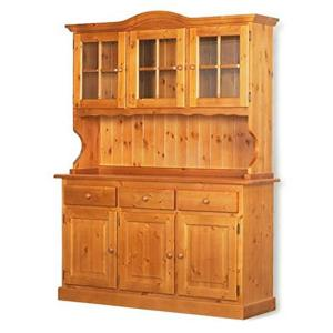 Credenza 3 ante Omero in legno rustica shabby chic Tutti i prodotti 1CROME3AC02 0