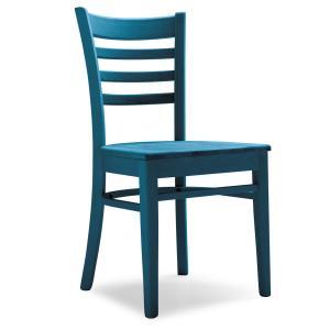 Sedia in legno rustica America Rustica per cucina bar ristoranti Sedie e tavoli 491 0