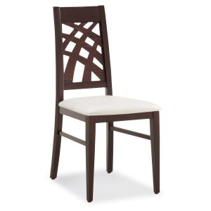 Sedia moderna in legno Carmen per cucina bar ristoranti Sedie e tavoli 490D 0
