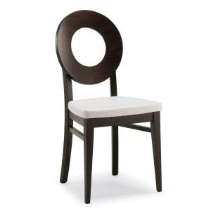 Sedia moderna in legno Dea per sala da pranzo bar ristoranti Sedie e tavoli 47U 0