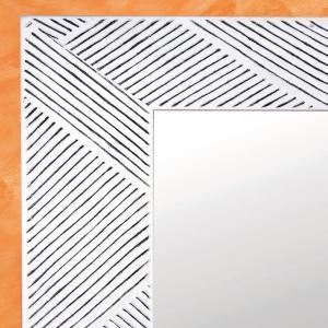 Specchiera Graffiata Domus  Arredamento Zona Notte DM-SPGR 0
