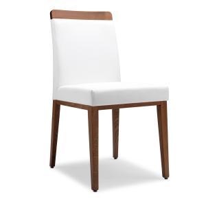 Sedia moderna in legno Opera Aida per sala da pranzo bar ristoranti Sedie e tavoli 49L 0