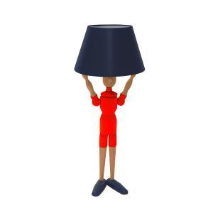 Lampada da Terra Pinocchio Illuminazione Giorno VS-S714 0