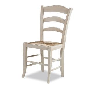 Sedia Selene sedile paglia anticata Tutti i prodotti 1SDSELSI001 0