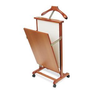 Porta abito Stiracalzoni in legno per casa alberghi bandb e comunità Moderno Notte PLV510 0