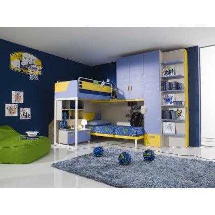 Child Bedroom Fantasy 12 Bedroom Furniture ZG-FANTASY-12 1