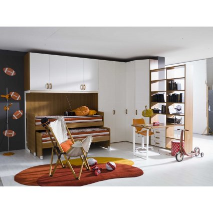 Child Bedroom Fantasy 19 Bedroom Furniture ZG-FANTASY-19 0