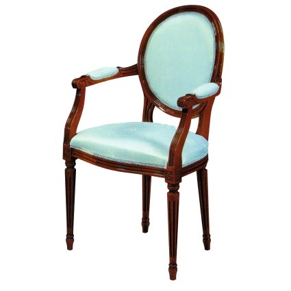 Paris Armchair Chairs, Armchairs, Stools and Benches SE-136 0