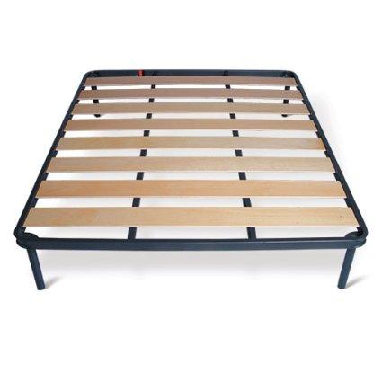 Ducale Slatted Bed Frame 160 Bedroom Furniture BIA-18-129 0