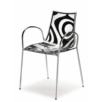 Scab Design Wave Chair wit armrests Chairs, Armchairs, Stools and Benches SD-2267 0