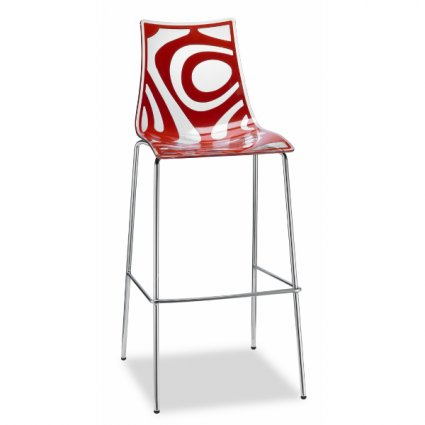 Scab Design Wave h. 80 Stool Chairs, Armchairs, Stools and Benches SD-2540 0