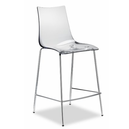 Scab Design Zebra Antishock h. 65 Stool Chairs, Armchairs, Stools and Benches SD-2546 0