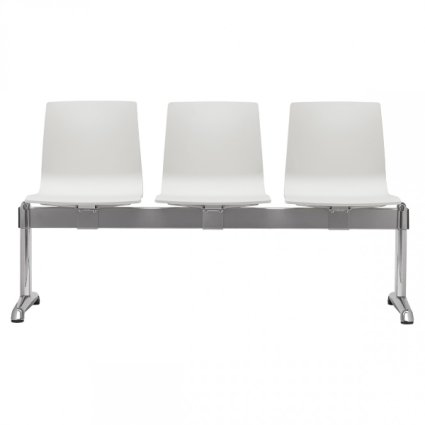 Scab Design Alice 3 seats Bench Fireproof Panche SD-2761 0