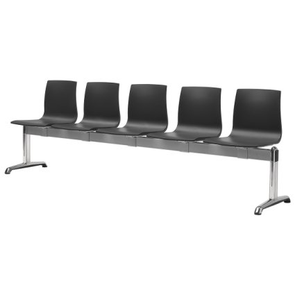 Scab Design Alice 5 seats Bench Fireproof Panche SD-2763 0
