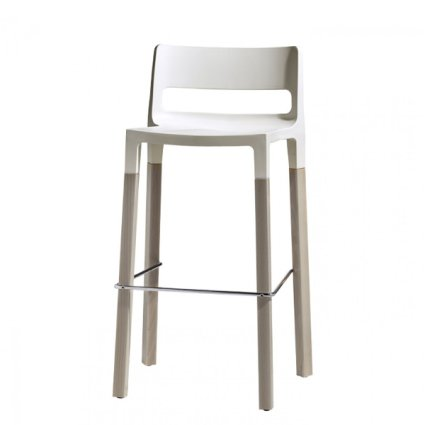 Scab Design Natural Divo h. 75 Stool Chairs, Armchairs, Stools and Benches SD-2818-FS 0