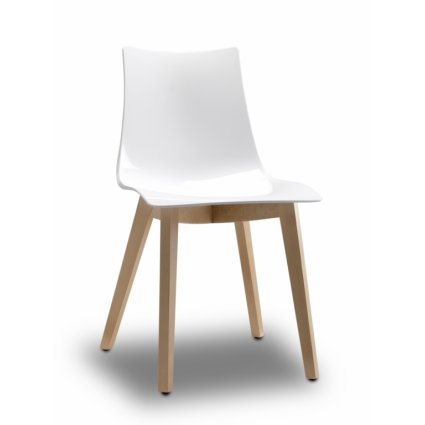 Scab Design Natural Zebra Antishock solid color shell Chair Chairs, Armchairs, Stools and Benches SD-2806 0