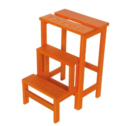 Numbres Retractable Ladder Stool Living Furniture DF-413N 0