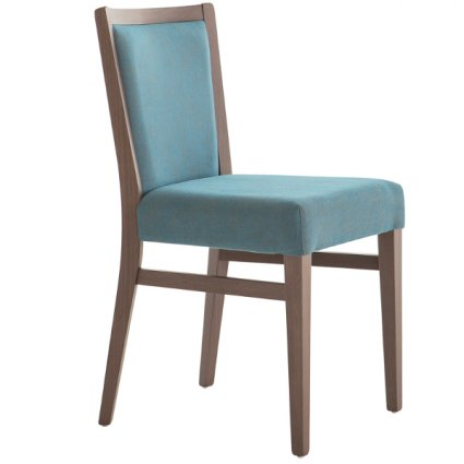 Moma Soft Modern Wooden Chair for dining room bars restaurants Palma 472H 0