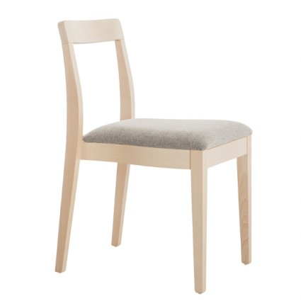 Mini Modern Wooden Chair for kitchen bars restaurants Palma 49K 0