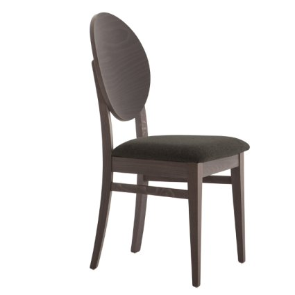 Woody Chair Modern Wooden Chair for dining room bars restaurants Palma 49W 0