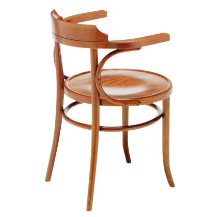 Danubio wood Armchair viennese style tonet bistrot for home restaurants pizzerias community bar Chairs, Armchairs, Stools and Benches SE-60-L 0