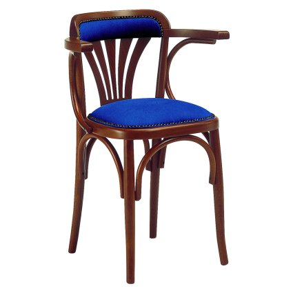 Sassonia Studded Armchair viennese style tonet bistrot for home restaurants pizzerias community bar Chairs, Armchairs, Stools and Benches SE-620 0