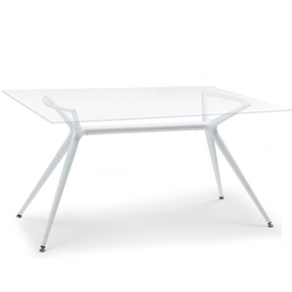 Scab Design Metropolis Rectangular 140 Table Tables SD-7011-002-5311 0