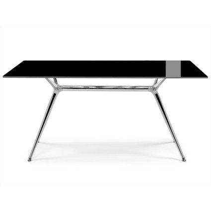 Scab Design Metropolis Rectangular 160 Table Tables SD-7011-001-5312 0