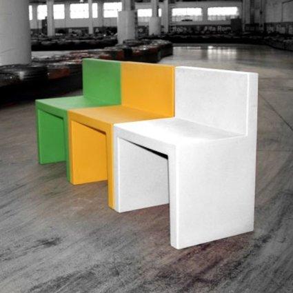 Angolo Retto Chair  Sedie SI-AGR050 0