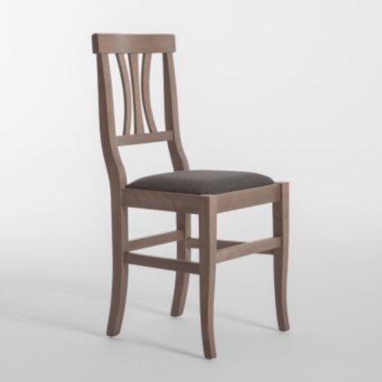 Arte Povera classic Wood Chair for home restaurants pizzerias community bar Palma 40S 17