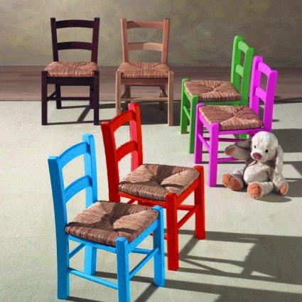 Baby wood Chair for children Sedie e tavoli 496 0
